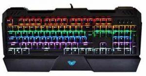 AULA Sapphire Backlit Mechanical gaming Keyboard
