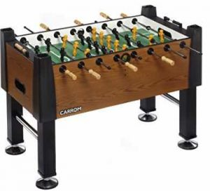 Carrom Signature 55 in. Foosball Table