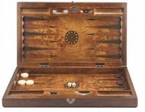 Luxury Classic Large Size Backgammon Board Set