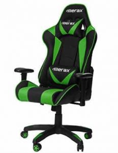 Merax Gaming Chair High Back Computer Chair Ergonomic Design Racing Chair