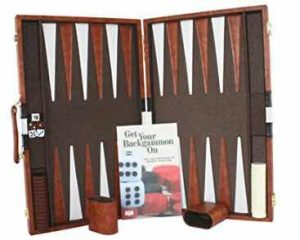 #1 Top Backgammon Set