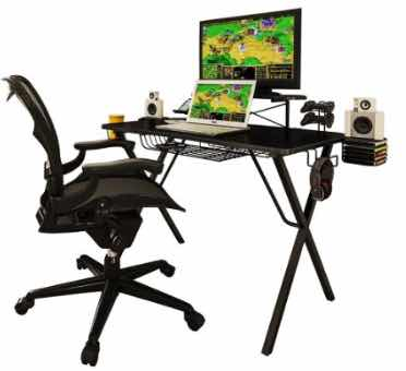 Atlantic 33950212 Gaming Desk Pro