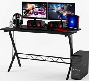 Gaming Desk Table Durable Workstation