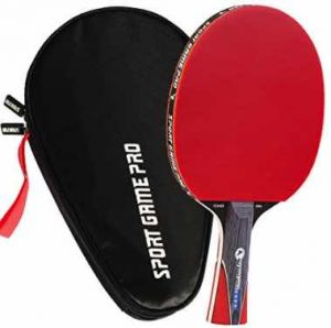 Sport Game Pro Ping Pong Paddle with Killer Spin