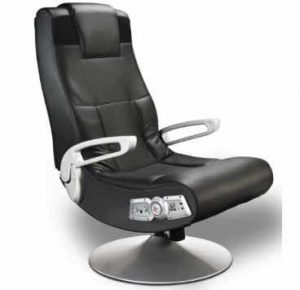 X Rocker 5127401 Pedestal Video Gaming Chair