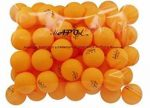 MAPOL 50 Orange 3-star 40mm Table Tennis Ball