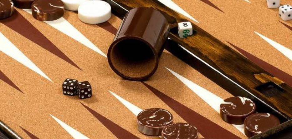 Top 6 Backgammon set