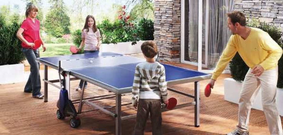 Top 7 outdoor ping pong tables