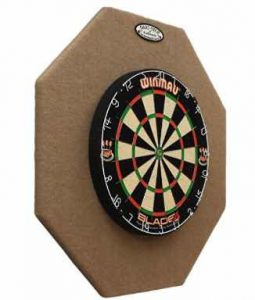 """29"""" Professional Dartboard Backboard"""