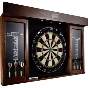 barrington webster dartboard cabinet