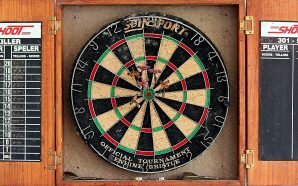 Best Dartboard Cabinets for 2018
