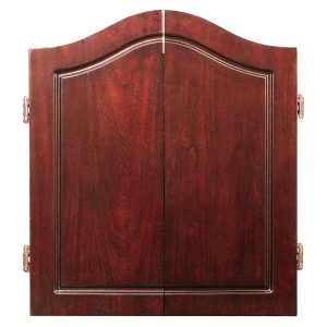 hathaway centerpoint dartboard cabinet closed