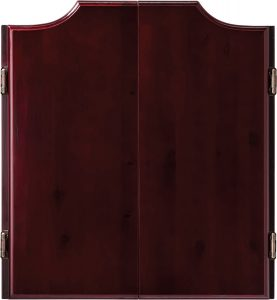 viper hudson bristle dartboard cabinet closed