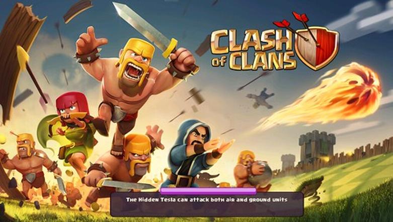 clash of clans promo